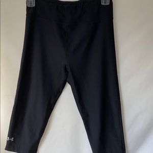 Under Armour compression heat gear small leggings